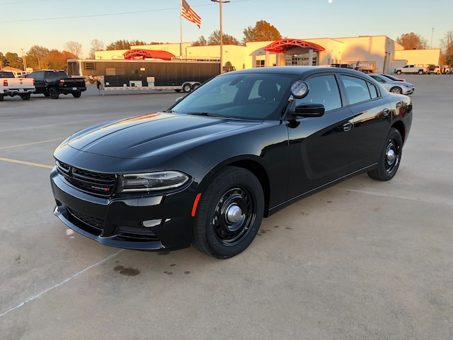 Used 2018 Dodge Charger Police For Sale Stigler Ok