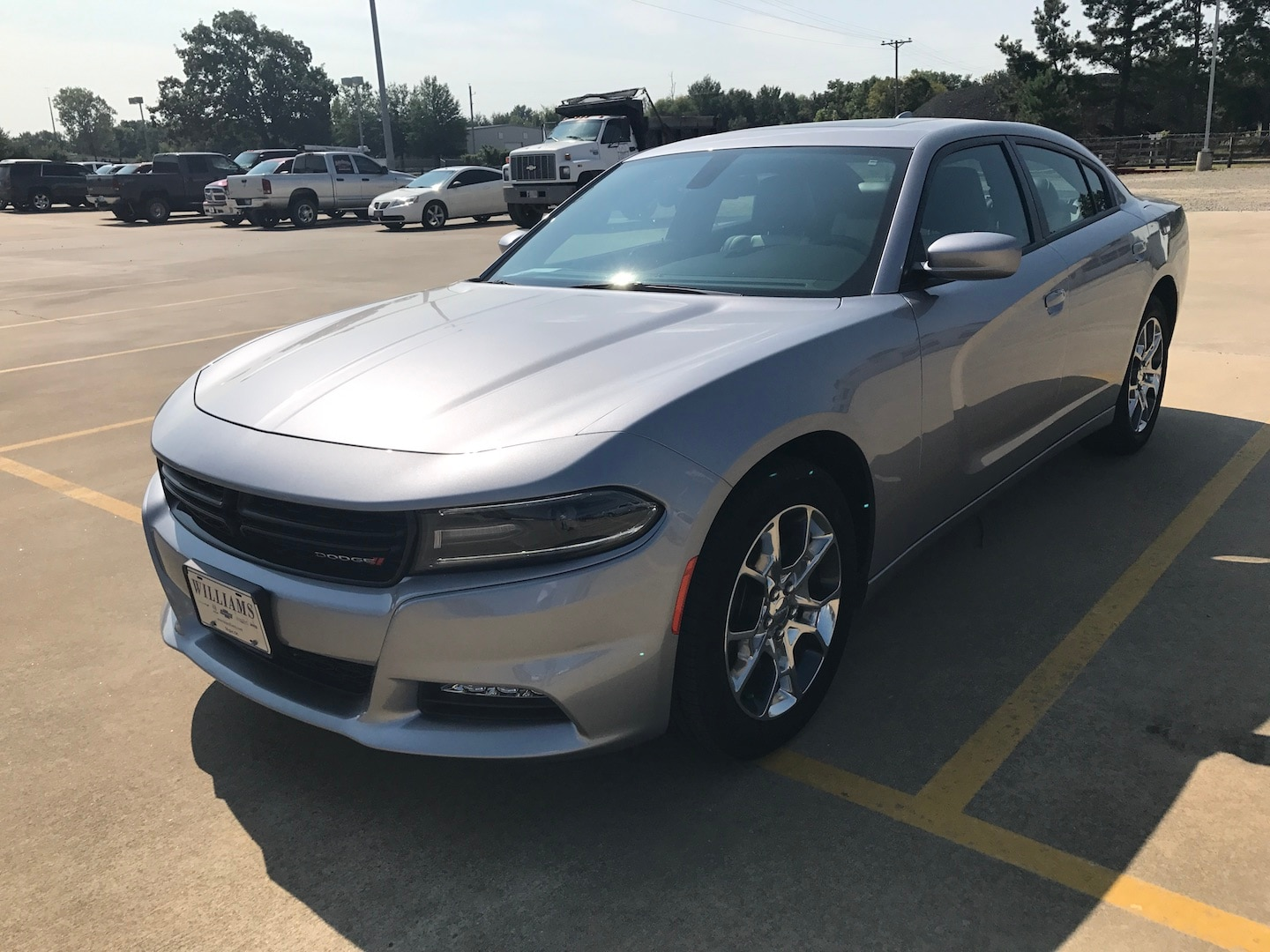 2016 Dodge Charger SXT AWD Sedan