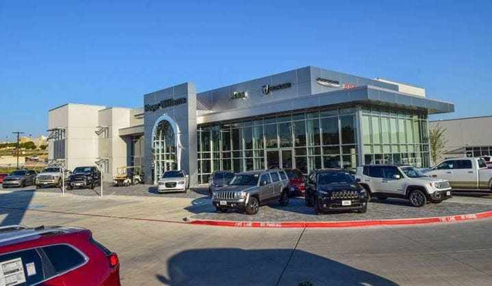 Chrysler Dodge Jeep Ram Dealer Near Fort Worth TX