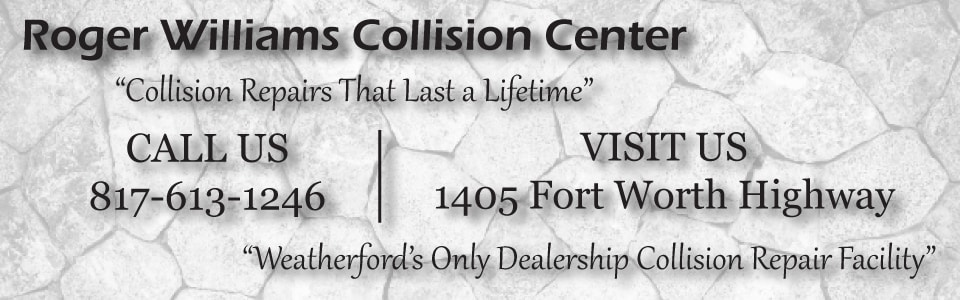 Auto body shop Weatherford TX