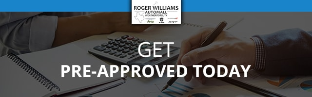 Dealer Offers Easy Auto Loan Pre-Approval Near Mineral Wells TX