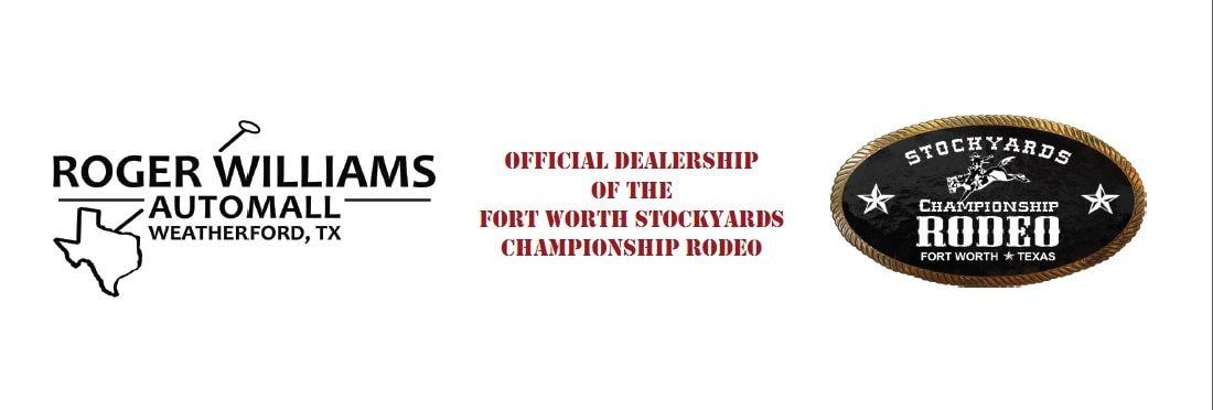 Dodge Dealership Fort Worth >> Weatherford, Texas Chrysler, Jeep, RAM, Dodge Dealer | New & Used Cars | Roger Williams Chrysler ...
