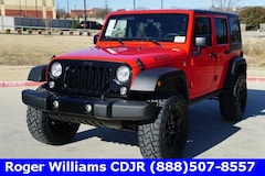 2018 Jeep Wrangler Unlimited WRANGLER JK UNLIMITED WILLYS WHEELER 4X4 Sport Utility