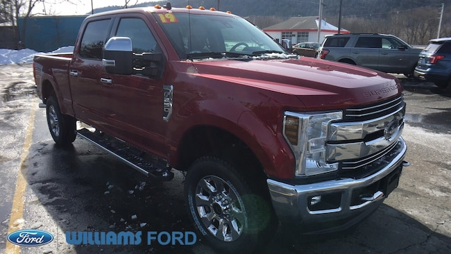 New 2019 Ford Superduty F-250 Lariat Truck in Sayre, PA