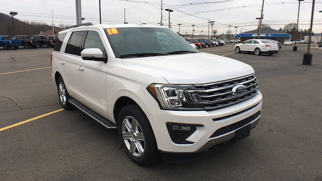 New 2018 Ford Expedition XLT SUV in Sayre, PA
