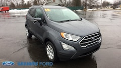 New 2018 Ford EcoSport SE Crossover FT3346 in Sayre, PA