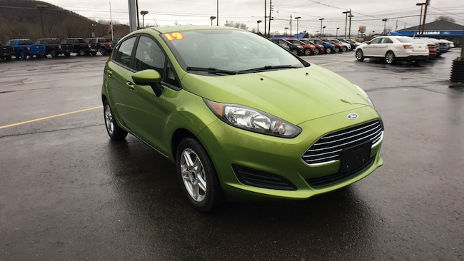 New 2019 Ford Fiesta SE Hatchback in Sayre, PA