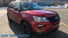 New 2019 Ford Explorer Sport SUV FT3394X in Sayre, PA