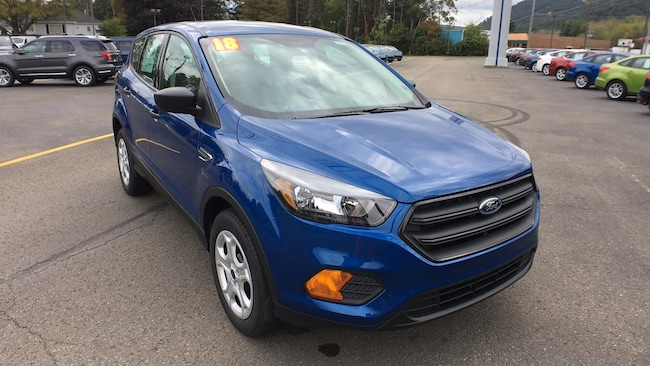 New 2018 Ford Escape S SUV in Sayre, PA