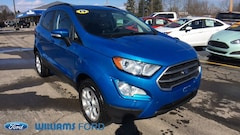 New 2019 Ford EcoSport SE Crossover FT3389 in Sayre, PA