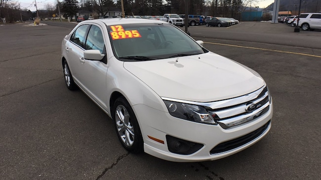 Used 2012 Ford Fusion SE Sedan in Sayre, PA