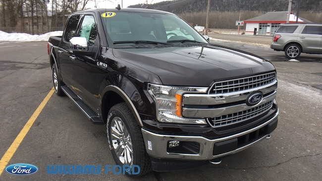 New 2019 Ford F-150 Lariat Truck in Sayre, PA