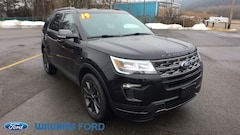 New 2019 Ford Explorer XLT SUV FT3361X in Sayre, PA