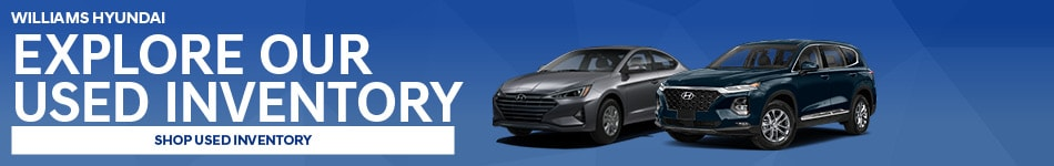 Williams Hyundai- April Offer