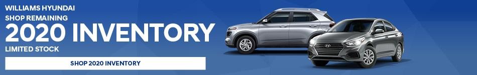 Williams Hyundai- April Offer