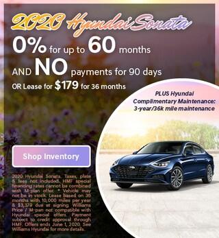 2020 Hyundai Sonata May