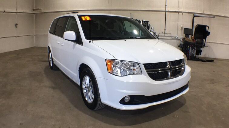 Used 2019 Dodge Grand Caravan SXT Wagon for sale in Sayre, PA