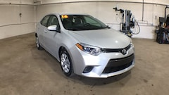 Used 2016 Toyota Corolla L SCP424 for sale in Sayre, PA
