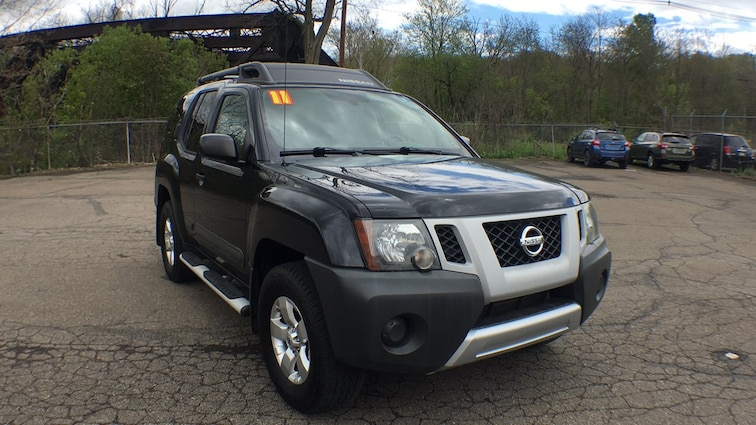 Used 2011 Nissan Xterra S 4WD  Manual S for sale in Sayre, PA