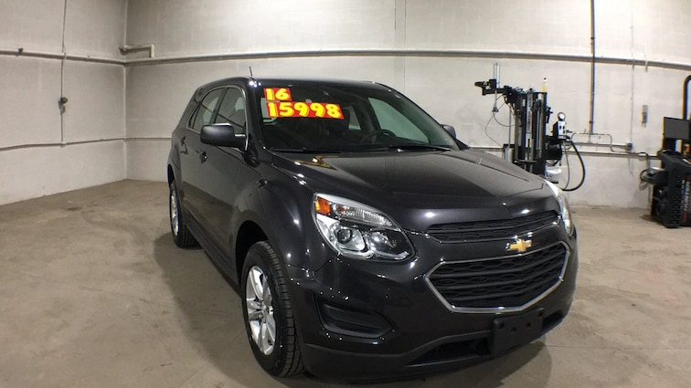 Used 2016 Chevrolet Equinox LS AWD  LS for sale in Sayre, PA
