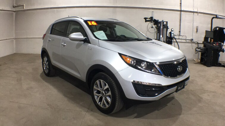 Used 2016 Kia Sportage LX AWD  LX for sale in Sayre, PA