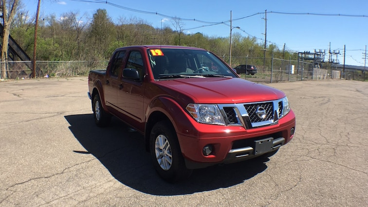 Used 2019 Nissan Frontier SV Crew Cab 4x4 SV Auto for sale in Sayre, PA