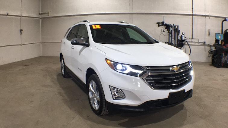 Used 2018 Chevrolet Equinox Premier AWD  Premier w/1LZ for sale in Sayre, PA
