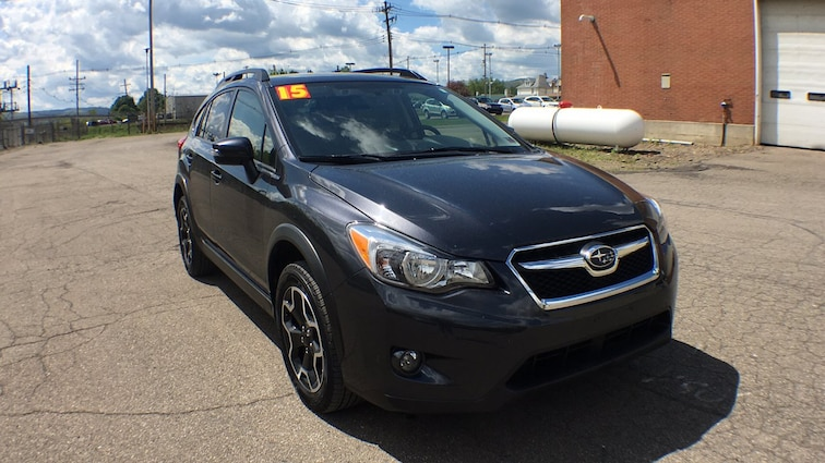 Used 2015 Subaru XV Crosstrek Limited CVT 2.0i Limited for sale in Sayre, PA