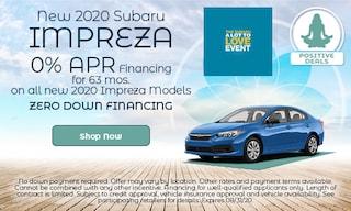 August 2020 Impreza Special