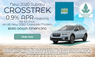 August 2020 Crosstrek Special