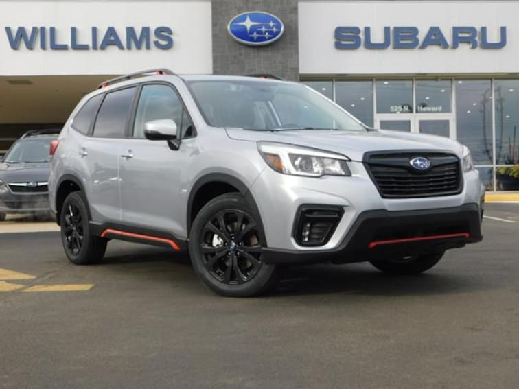 New 2019 Subaru Forester Sport For Sale Lease Lansing Mi Vin