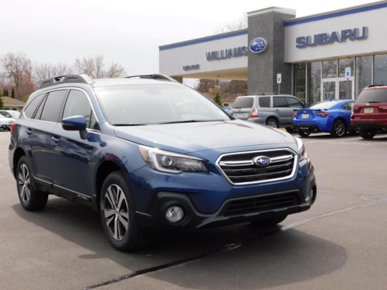 New 2019 Subaru Outback 2.5i Limited SUV for sale/lease Lansing, MI