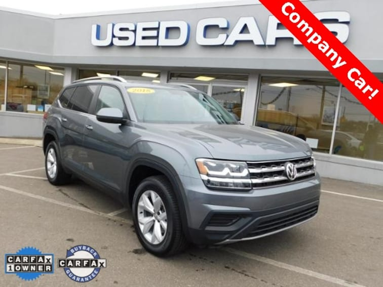2018 volkswagen atlas 3.6l v6 launch edition
