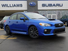 New 2019 Subaru WRX Sedan JF1VA1A62K9815039 in Lansing, MI