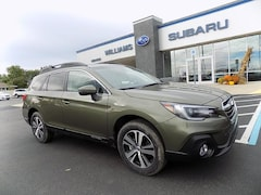 New 2019 Subaru Outback 2.5i Limited SUV 4S4BSANCXK3224224 in Lansing, MI