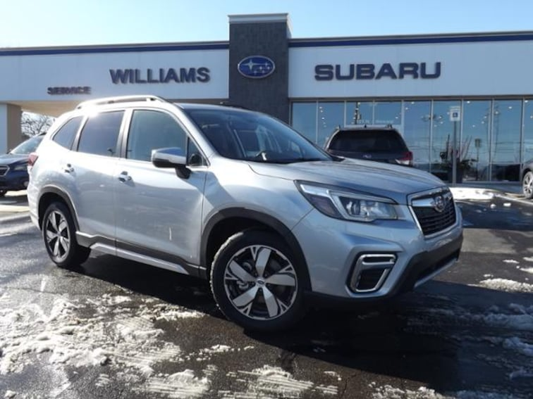 New 2019 Subaru Forester Touring For Sale Lease Lansing Mi Vin