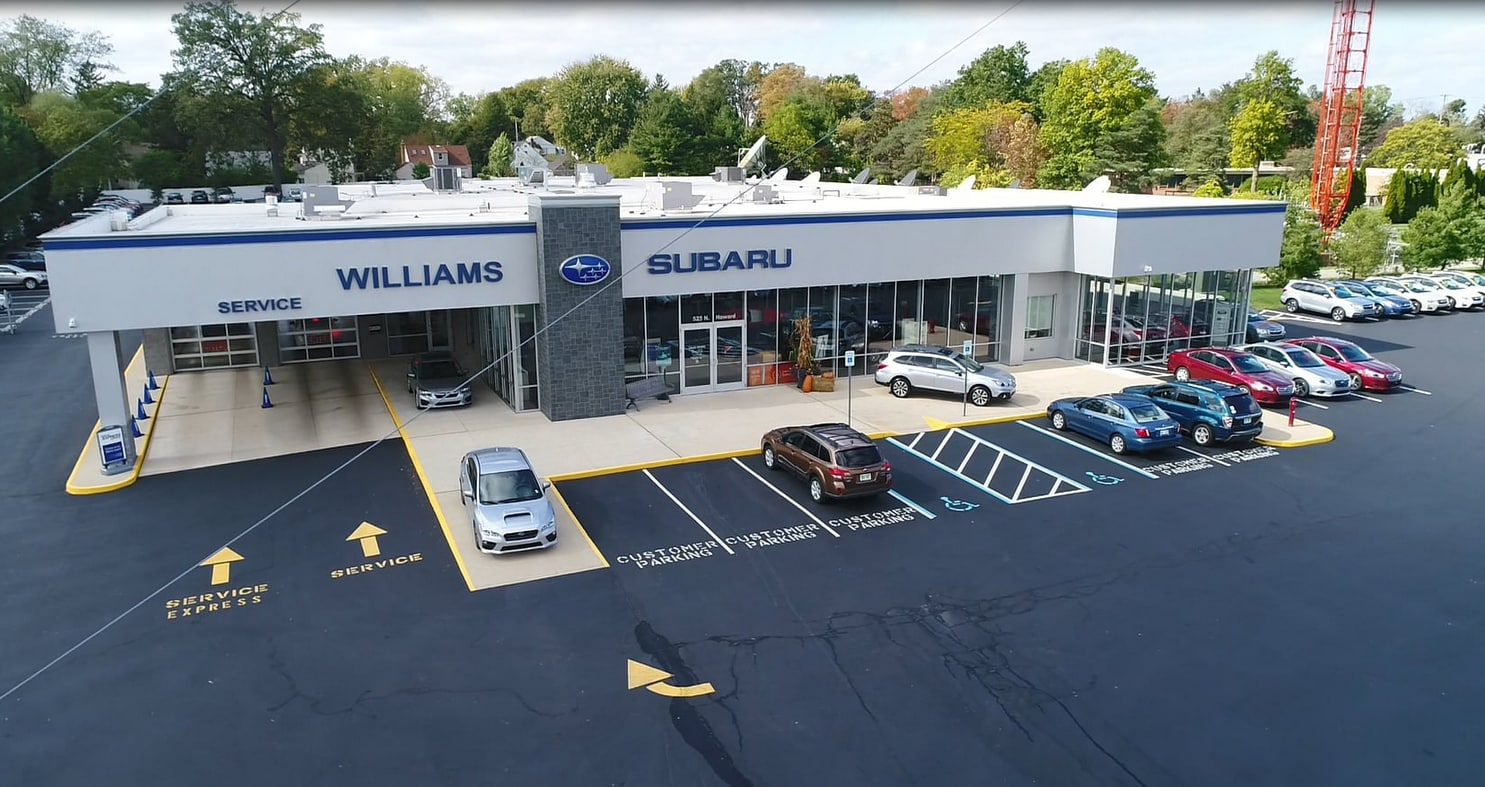 Auto Financing Application | Williams Subaru in Lansing, MI