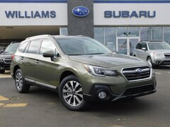 New 2019 Subaru Outback 2.5i Touring SUV 4S4BSATC6K3277537 in Lansing, MI