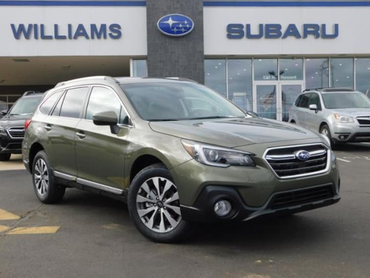 New 2019 Subaru Outback 2.5i Touring SUV for sale/lease Lansing, MI