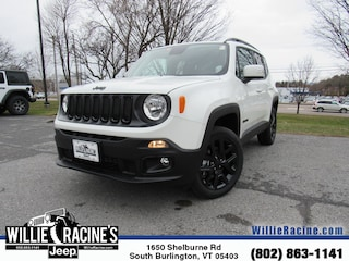 New 2018 Jeep Renegade Altitude SUV near Burlington, VT