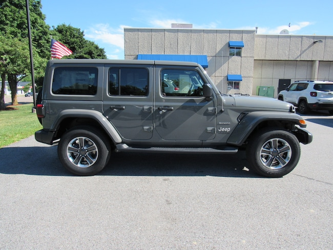 2018 Jeep Wrangler Unlimited Sahara For Sale South