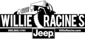 Willie Racine's Jeep