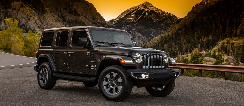 New 2018 Jeep Wrangler Burlington VT