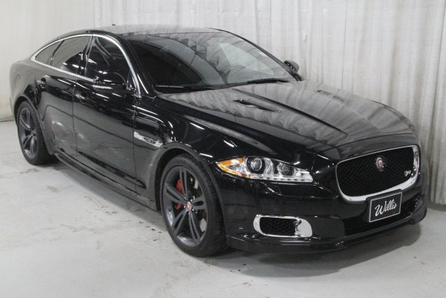 2014 Jaguar XJR Base Sedan