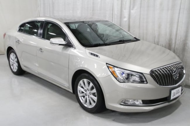 Used 2015 Buick LaCrosse Leather Group Sedan For Sale Des Moines, IA