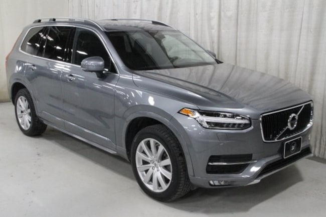 Certified 2016 Volvo XC90 T6 Momentum SUV Des Moines, IA