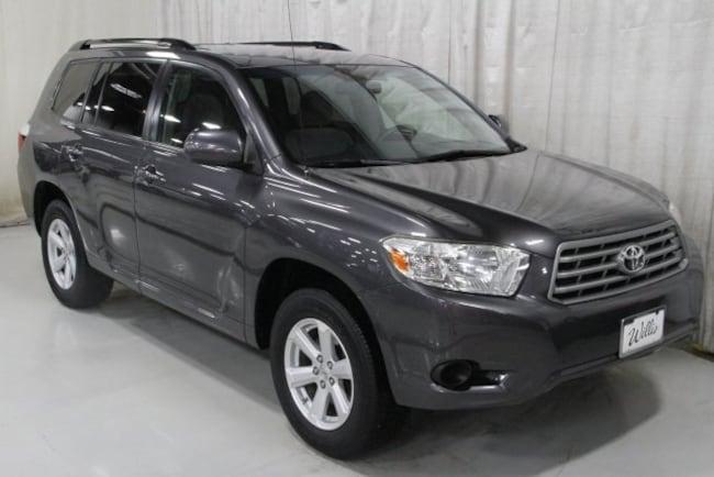 Used 2008 Toyota Highlander Base SUV For Sale Des Moines, IA