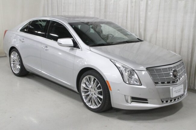 Certified 2014 Cadillac Xts Platinum For Sale In Des Moines Ia