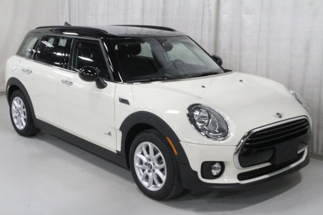 Used 2018 Mini Clubman For Sale At Land Rover Des Moines Vin
