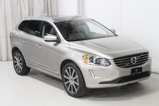 Used 2016 Volvo XC60 T6 Drive-E Platinum SUV YV449MRM4G2890423 in Des Moines, IA
